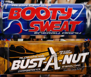 Booty Sweat & Bust-A-Nut